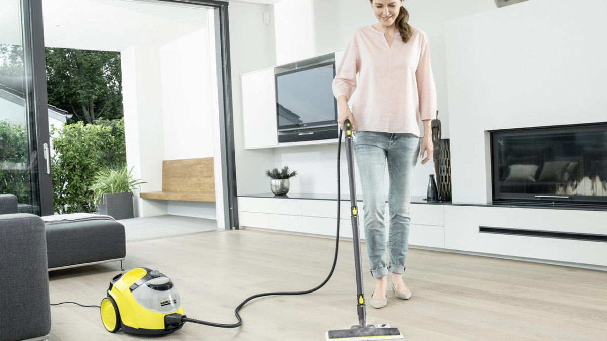 How carpet cleaning with steam works