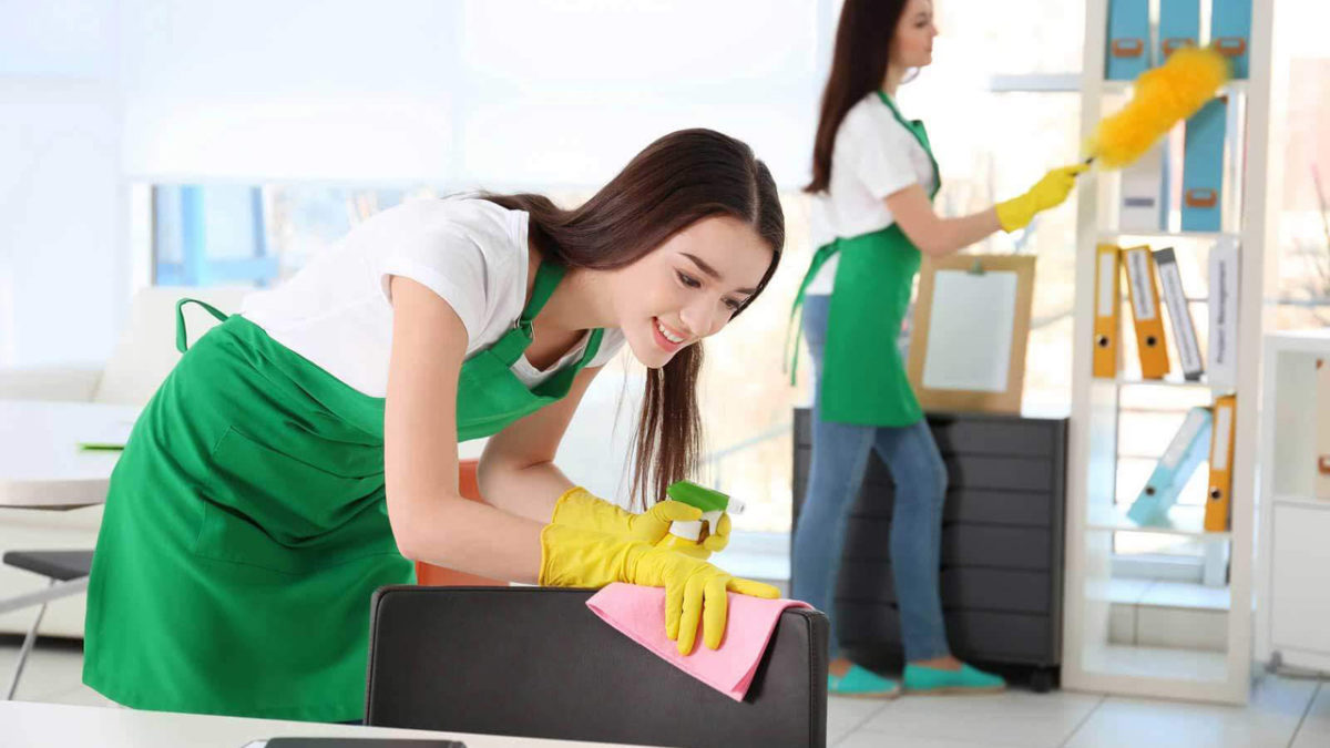 Spring cleaning checklist 2020