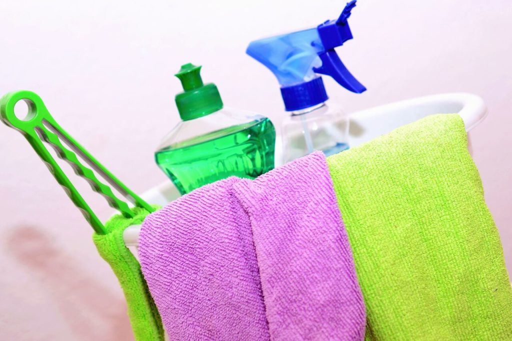 pick the right cleaning tools