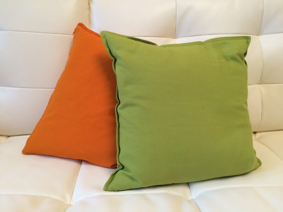 How to sanitize pillows