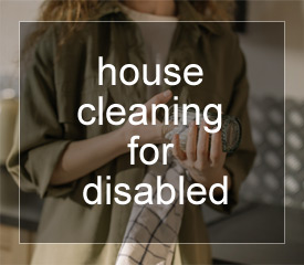 House cleaning for disabled in singapore