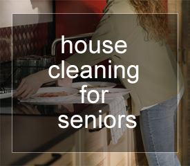 House cleaning for seniors