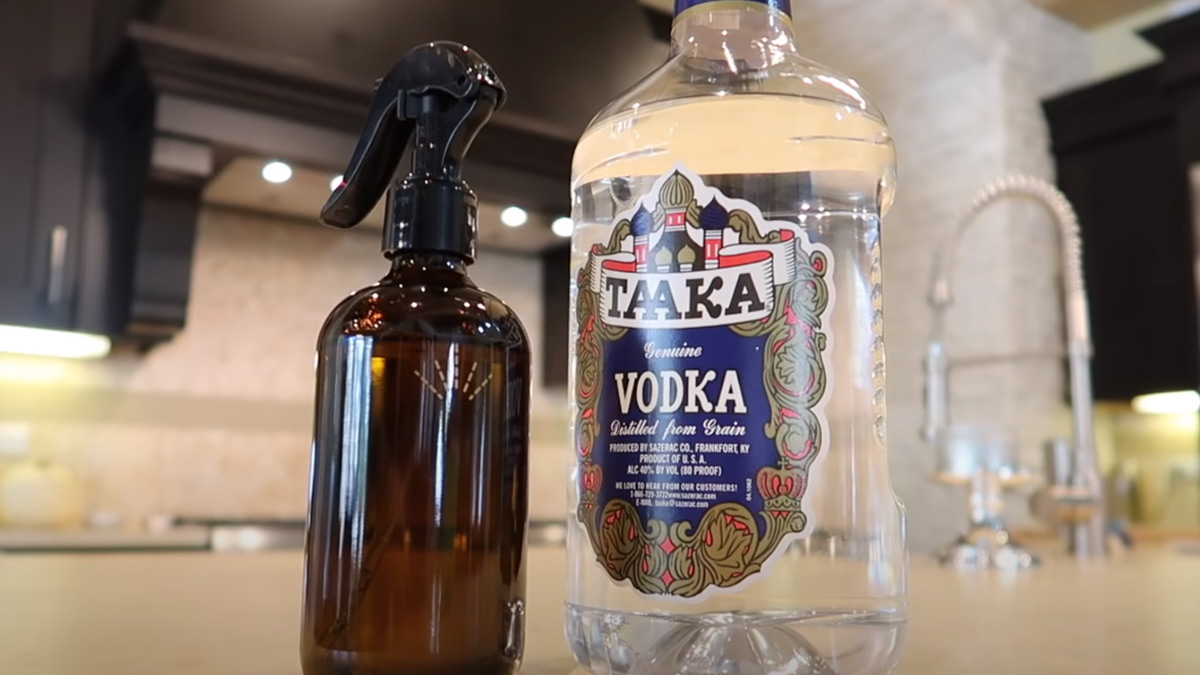 The ultimate cleaning with vodka guide